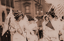 Everyday Life and Women in America, 1800-1920